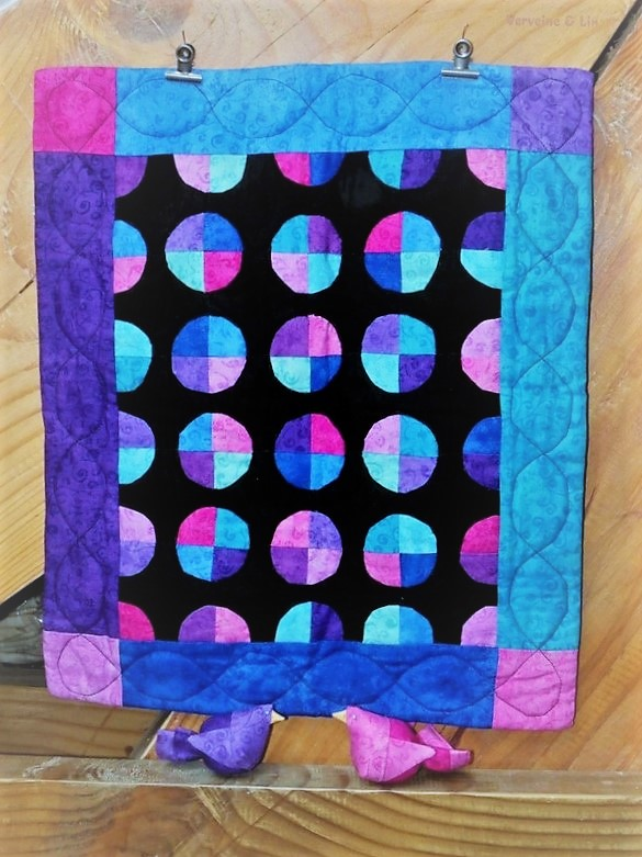 quilt miniature amish grace