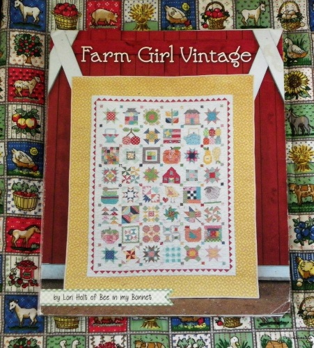 inspiration: Farm Girl Vintage de Lori Holt