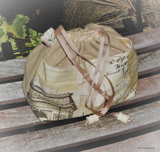 pochette multipoche organiseur de sac