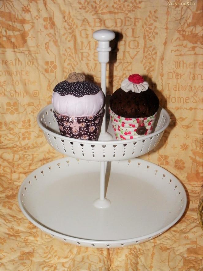 cupcakes tissu Simply Vintage n° 33