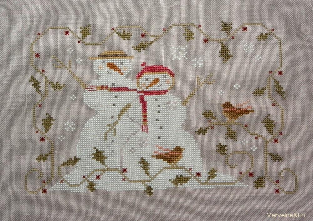 Snowbirds de Brenda Gervais
